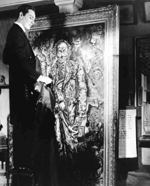 1945: Filme de Albert Lewin sobre a novela de Oscar Wilde